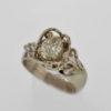 14kw Oval Cut Diamond Ring $2,879