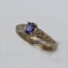 14kw Gold and Tanzanite Ring $549