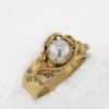 14k Yellow Gold and Pearl Ring $749