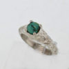 Sterling Silver and Turquoise Ring $119